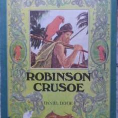 Robinson Crusoe. Ilustratii De Iacob Desideriu Si Catalina Ia - Daniel Defoe, 407383 - Carte Basme