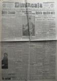 Ziarul Dimineata ; Director C - tin Mille , 14 martie 1912 ; Marghiloman