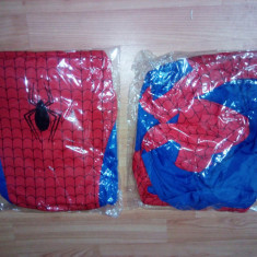 Costum Spiderman pt Adulti, Marime: One size, Culoare: Din imagine