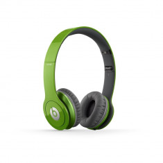 Casti Beats Solo HD Originale cu Garantie Monster Beats by Dr. Dre, Casti On Ear, Cu fir, Mufa 3, 5mm