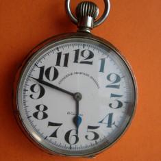 CEAS DE BUZUNAR AVIAZINE MILITARE ITALIANA - Ceas de buzunar vechi