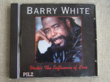 BARRY WHITE - Under The Influence Of Love - C D Original