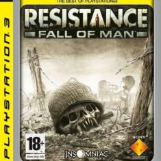 Resistance - Fall of man PLATINUM - PS3 [Second hand] - Jocuri PS3, Shooting, 18+, Multiplayer