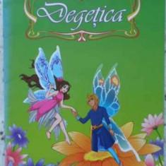 Degetica - Hans Christian Andersen, 407410 - Carte Basme