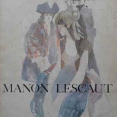 Manon Lescaut. Editie Ilustrata De Octav Grigorescu - Abatele Prevost, 407562 - Roman