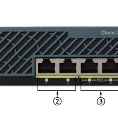 Cisco Wireless controller AIR-CT2504-5-K9