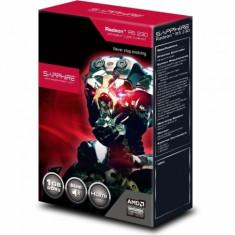 Placa video Sapphire AMD Radeon R5 230, 1 GB GDDR3, 64 Bit Bus - Placa video PC