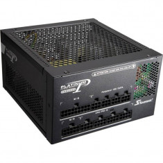Sursa Seasonic P-520 Platinum Fanless 520W Modulara - Sursa PC
