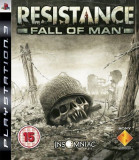 Resistance - Fall of man - PS3 [Second hand], Shooting, 18+, Multiplayer