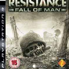 Resistance Fall of man  - PS3 [Second hand], Shooting, 18+, Multiplayer