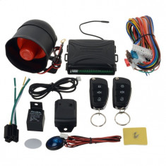 Alarma auto Eagle cu 2 chei tip briceag COD 82