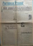 Ziarul nationalist Porunca Vremii , nr. 2561 / 1943 , Mihai Antonescu in Italia
