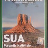 FILM , DVD , SUA , PARCURILE NATIONALE, Romana