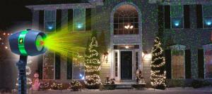 PROMOTIE! LASER EXTERIOR STAR SHOWER MOTION LIGHT,LASER CU MULTIPLE PROIECTII 3D