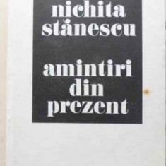 Amintiri Din Prezent - Nichita Stanescu, 407484 - Roman