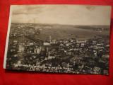 Ilustrata - Constantinopol - Portul si Bosforul 1932 cu goarna nr20, Circulata, Fotografie