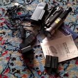 Camera de filmat/video SONY CCD-TR1100E +telecomnda/incarcator/3 baterii - Camera Video