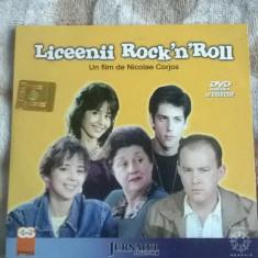 LICEENII ROCK,N,ROLL-FILM ROMANESC-DVD, Romana