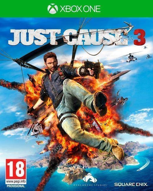Joc consola Square Enix Just Cause 3 Xbox One foto mare