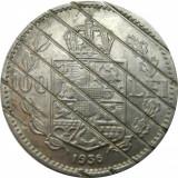 ROMANIA, 100 LEI 1936 DEMONETIZATA * cod 18.11, Nichel