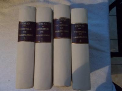Alexandre Dumas  - Vicontele de Bragelonne - 4 vol. foto