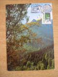 MXM - TURISM - MASIVUL CEAHLAU - SARBATOAREA MUNTELUI 1987, Romania de la 1950, Natura