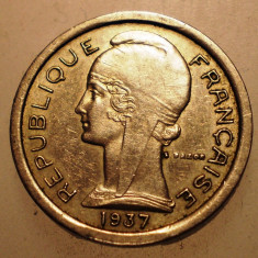 2.993 FRANTA JETON TELEFONIC TELEFON PTT TELEPHONES PUBLICS 1937 - Jetoane numismatica