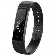 Bratara smart Bluetooth, 15 functii, Android, iOS, OLED 0.86 inch, SoVogue - Smartwatch