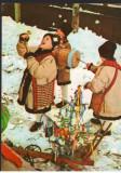 CPI (B9476) CARTE POSTALA - COLINDATORI, BUHAI