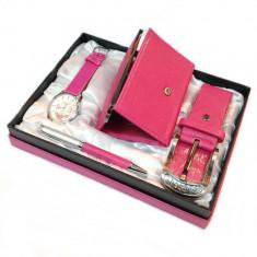Set Dama cu Accesorii, Pink Armony Ideal Gift