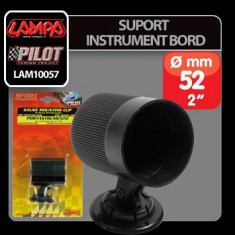 Suport instrument bord (52 mm) Profesional Brand - Ceas Auto