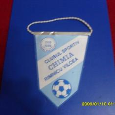 Fanion CS Chimia Rm. Vilcea - Fanion fotbal