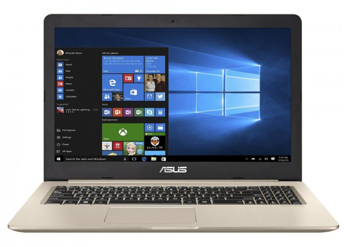 Laptop Asus VivoBook Pro 15 N580VD-DM291, 15.6 FHD (1920X1080) LED- Backlit, Anti-Glare (mat), Intel