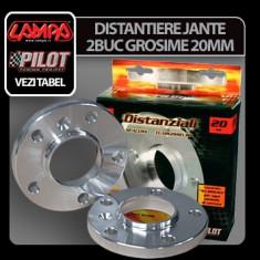 Distantiere jante 2buc 20mm - B30 Profesional Brand