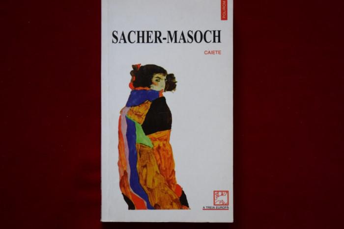 Sacher - Masoch :Caiete foto mare