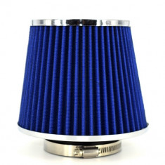 Filtru aer Sport tuning albastru AL-201017-3, Universal
