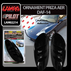 Ornament priza aer DAF-14 Profesional Brand - Priza aer capota