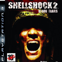 Shellshock 2 Blood Trails - PS 3 [Second hand] - Jocuri PS3, Shooting, 18+, Single player