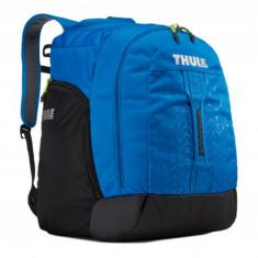 Rucsac clapari Thule RoundTrip Boot Backpack - Black/Cobalt Grand Luggage - Husa/Geanta skiuri