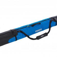 Geanta schi Thule RoundTrip Single Ski Bag - Black/Cobalt Grand Luggage - Husa/Geanta skiuri
