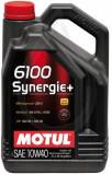 ULEI MOTOR 10W40 4L MOTUL 6100 SYNERGIE+