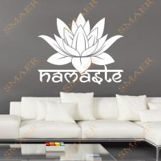 Sticker Lotus- Namaste