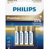 Philips Premium Alkaline AAA 4-blister
