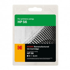 Cartus inkjet original Kodak HP 56 Black compatibil HP, 24 ml, Premium - Cartus imprimanta