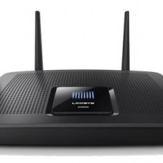 Router Wireless Linksys EA9500, 1xWAn Gigabit, 8xLAN Gigabit, 8 Antene, Tri-Band Mu-Mimo AC5400 (2166/1000Mbps),