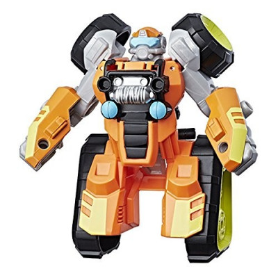 Figurina Transformers - Rescue Bots Brushfire foto