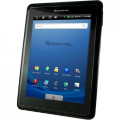 Tableta Pandigital E-reader, 7 inch, 4GB, Wi-Fi, Android
