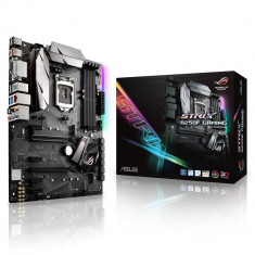 Placa de baza Asus Socket LGA1151, STRIX B250F GAMING, 4*DDR4, 2400/2133 MHz, DP/HDMI/DVI, 1*PCIe