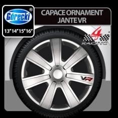 Capace ornament jante VR 4buc - 16' Profesional Brand - Capace Roti, R 16