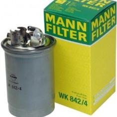 FILTRU COMBUSTIBIL WK842/4 MANN FILTER